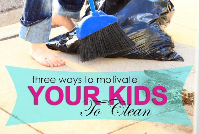 How To Get Kids To Do Chores Without Whining