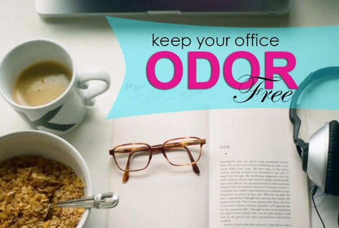 Tips On Eliminating Office Odors