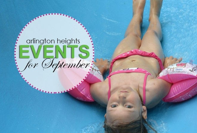 What's Happening in Arlington Heights This September?