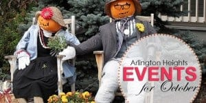 Arlington Heights Family Events For October