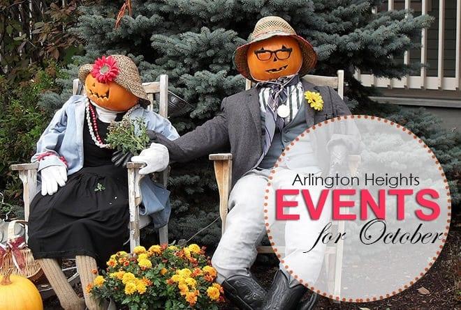 Arlington Heights October Events