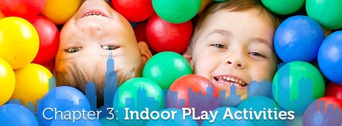 Chapter 3: Indoor Play Activities